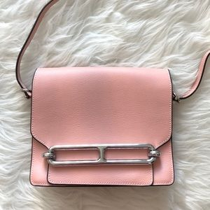 LittleBunnyStores Pink Roulis Bag